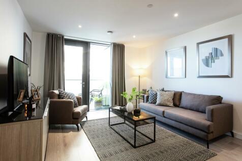 City North, Finsbury Park, N4. 3 bedroom apartment