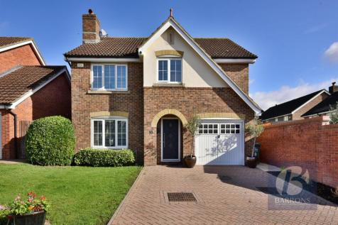 Ferney Road, West Cheshunt. 4 bedroom detached house for sale