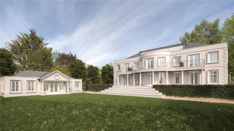Lincombe Lane, Boars Hill, Oxford. 6 bedroom detached house for sale