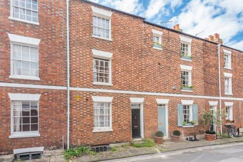 Beaumont Buildings, Oxford. 3 bedroom terraced house for sale