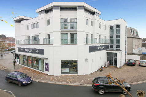 Wolborough Street, Newton Abbot. 2 bedroom apartment