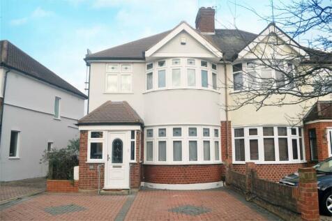 Sussex Avenue, Isleworth. 3 bedroom semi-detached house