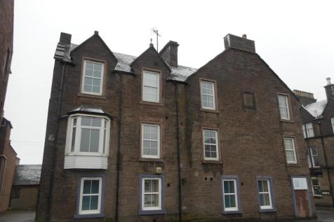 20 Market St, Forfar, DD8 3EW. 1 bedroom flat