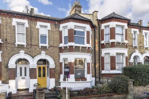 Hitherfield Road, Streatham. 4 bedroom terraced house for sale