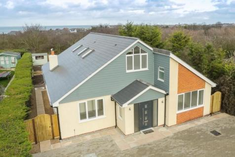 Joy Lane, Whitstable. 4 bedroom detached house for sale