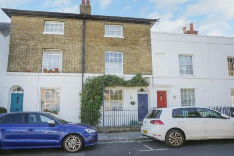 Orchard Street, Canterbury. 4 bedroom terraced house