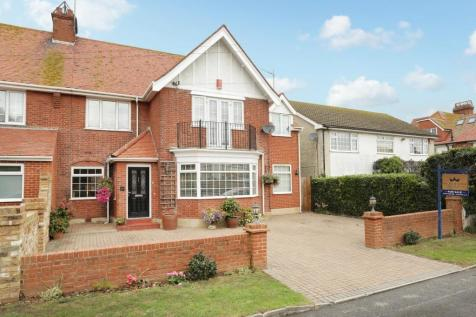 Fitzroy Avenue, Broadstairs. 4 bedroom semi-detached house for sale