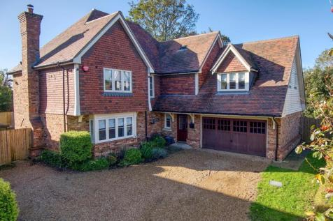 Upton Grange, Broadstairs. 5 bedroom detached house for sale