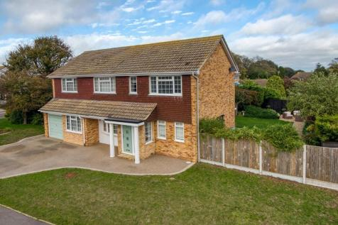 Whiteness Green, Broadstairs. 4 bedroom detached house for sale