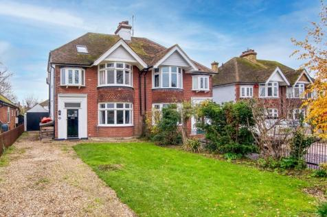Bennells Avenue, Tankerton, Whitstable. 4 bedroom semi-detached house for sale
