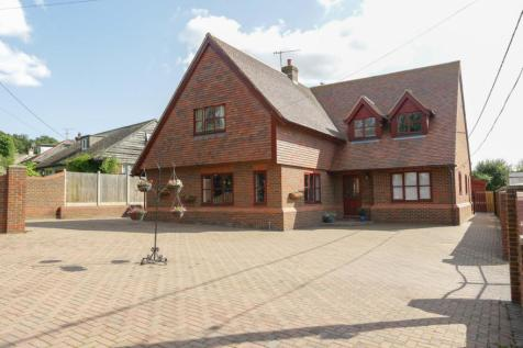 Radfall Road, Whitstable. 5 bedroom detached house for sale