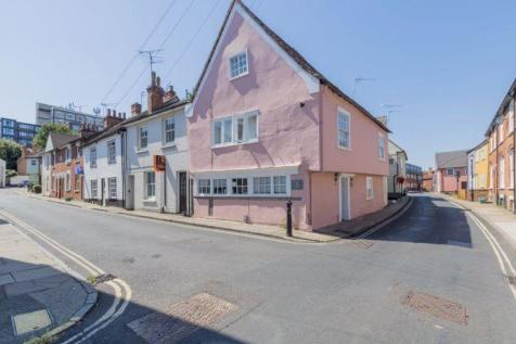 West Stockwell Street, Colchester CO1. 4 bedroom semi-detached house