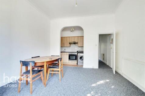 York Road, IG1. 2 bedroom flat