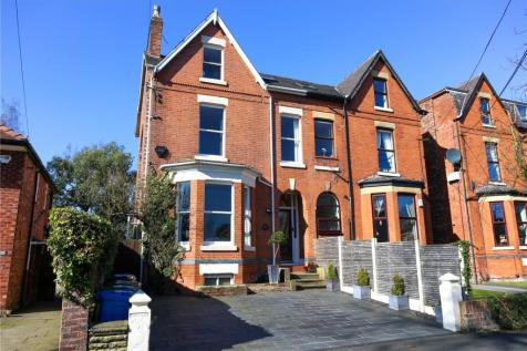Circular Road, Didsbury, Manchester, M20. 5 bedroom semi-detached house for sale