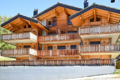 Valais, Veysonnaz. 4 bedroom penthouse for sale