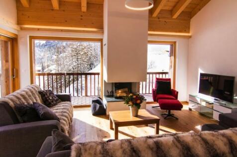 Valais, Grimentz. 5 bedroom penthouse for sale