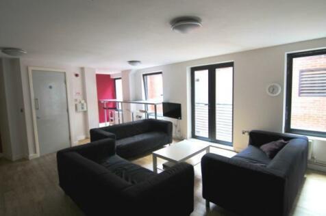 Trippet Lane, Sheffield, S1. 1 bedroom flat share