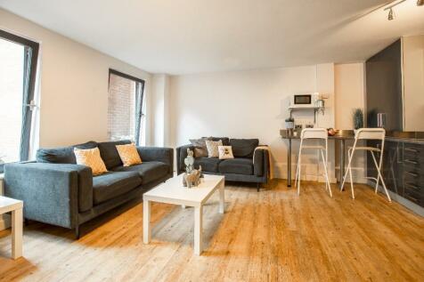 Trippet Lane, Sheffield, S1 - Room 2. 6 bedroom apartment