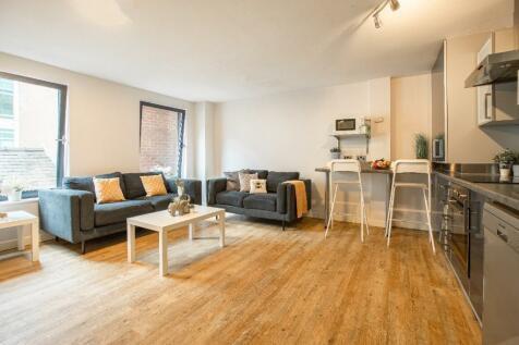 Trippet Lane, Sheffield, S1. 6 bedroom apartment