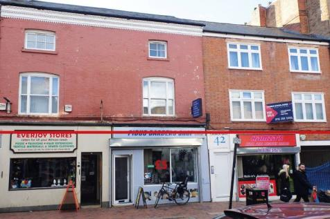 First & Second Floor, 42-44 Church Gate, Leicester, LE1 4AF. 8 bedroom apartment for sale