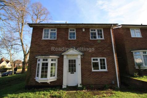 Newly Refurbished - Whitby Drive, Reading. 4 bedroom house