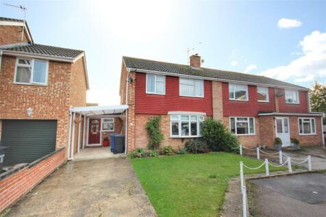 Oak Road, Great Cornard. 4 bedroom semi-detached house
