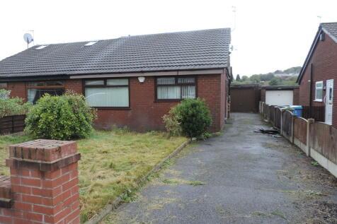 Tilton Street, Oldham. 3 bedroom semi-detached bungalow for sale