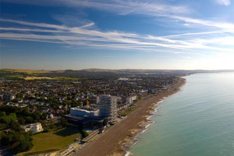 Bayside Apartments, 62 Brighton Road, Worthing, West Sussex, BN11. 2 bedroom apartment for sale