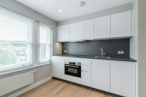 Flat 7 35 Argyle Road. Studio flat