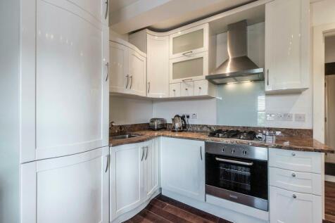 Flat 7 12 Argyle Road. 1 bedroom flat