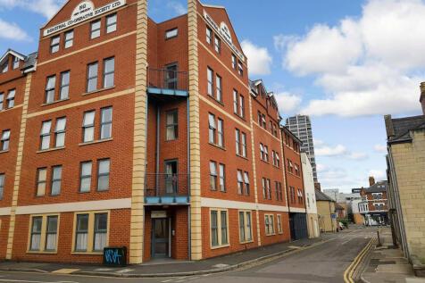 Harding Street, Swindon, Wiltshire. 2 bedroom apartment