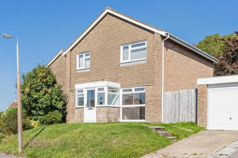Bankside, Swindon, Wiltshire. 4 bedroom detached house for sale