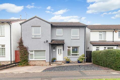 Langdale Drive, Swindon, Wiltshire. 4 bedroom detached house for sale