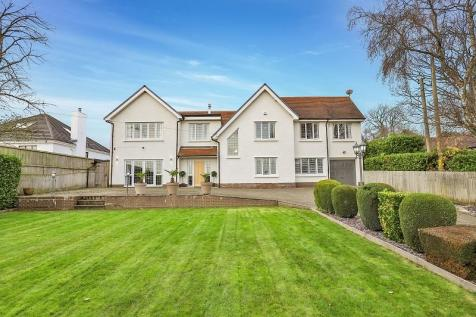 Millwood, Pen-Y-Turnpike Road, Dinas Powys CF64 4HG. 4 bedroom detached house for sale