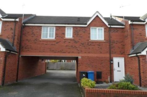 Harrison Close, Warrington, Cheshire, WA1. 1 bedroom flat