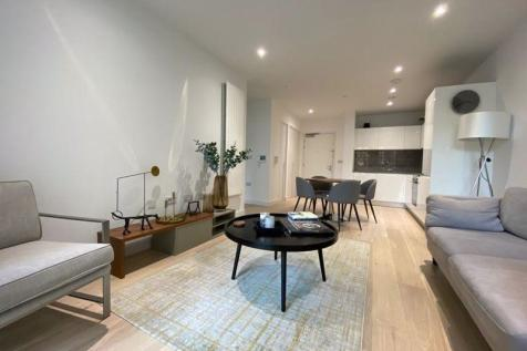 Caravel House, Treacle Works, Royal Crest Avenue, E16. 1 bedroom flat