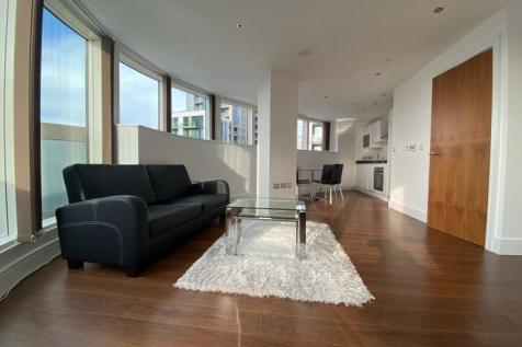 Coolidge Tower, South Quay, Canary Wharf E14. 1 bedroom penthouse