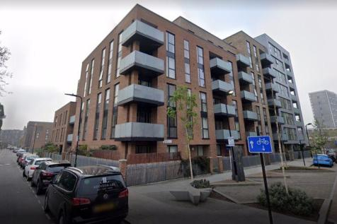 Wharf Mill Apartments, Laburnum Street, Haggerston, E2. 3 bedroom flat