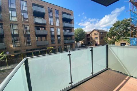 Wharf Mill Apartments, Laburnum Street, E2. 1 bedroom flat