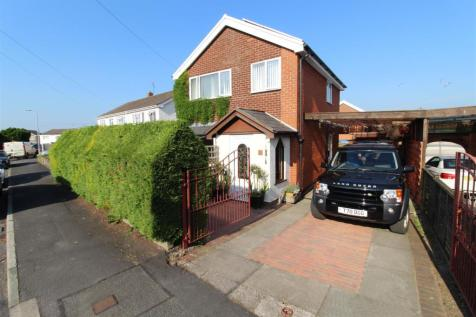8 Ffordd Celyn, Denbigh, North Wales - House / 4 bedroom house for sale / £169,950