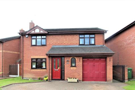 The Links, Wrexham. 4 bedroom detached house