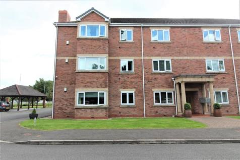 The Sycamores, Chester Road, Wrexham. 3 bedroom apartment