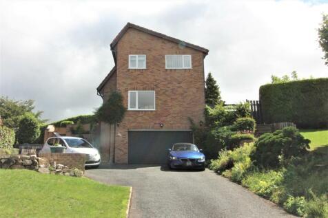 Frances Avenue, Wrexham. 4 bedroom detached house for sale