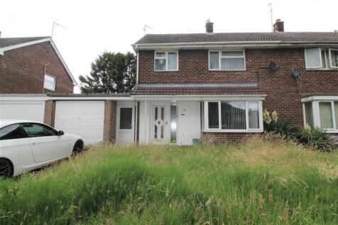 Elm Grove Way, Wrexham. House for sale