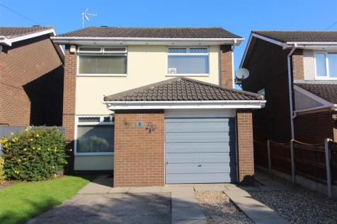 The Triangle, Wrexham. 3 bedroom detached house