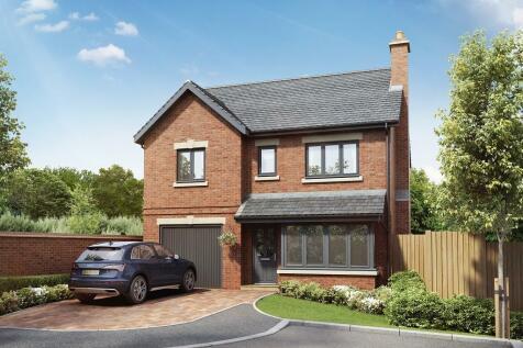 Bowerham Road, Lancaster. 4 bedroom detached house for sale