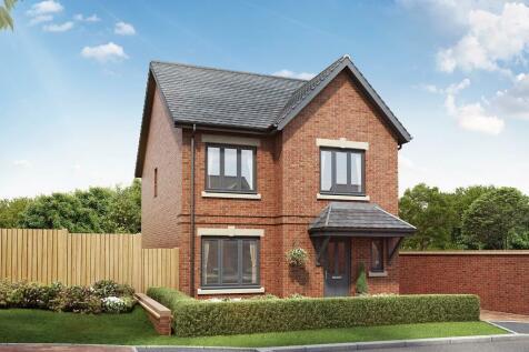 The Bamburgh, Hazel Green, Bowerham Road, Lancaster. 4 bedroom detached house for sale