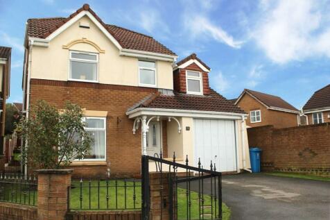 Waterside Close, Moorside. 5 bedroom detached house for sale