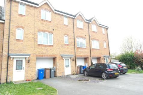 Raleigh Close, Trent Vale, Stoke-on-Trent, ST4 6JU. 4 bedroom property
