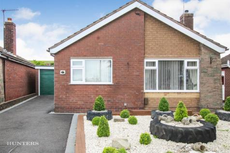 Birch Green Grove, Sneyd Green, Stoke On Trent, ST1 6RD. 2 bedroom detached house